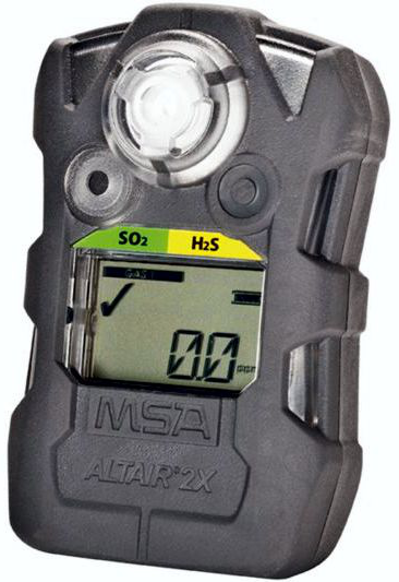 Altair 2X H2S