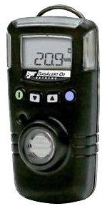 GasAlertExtreme O2-0 -black